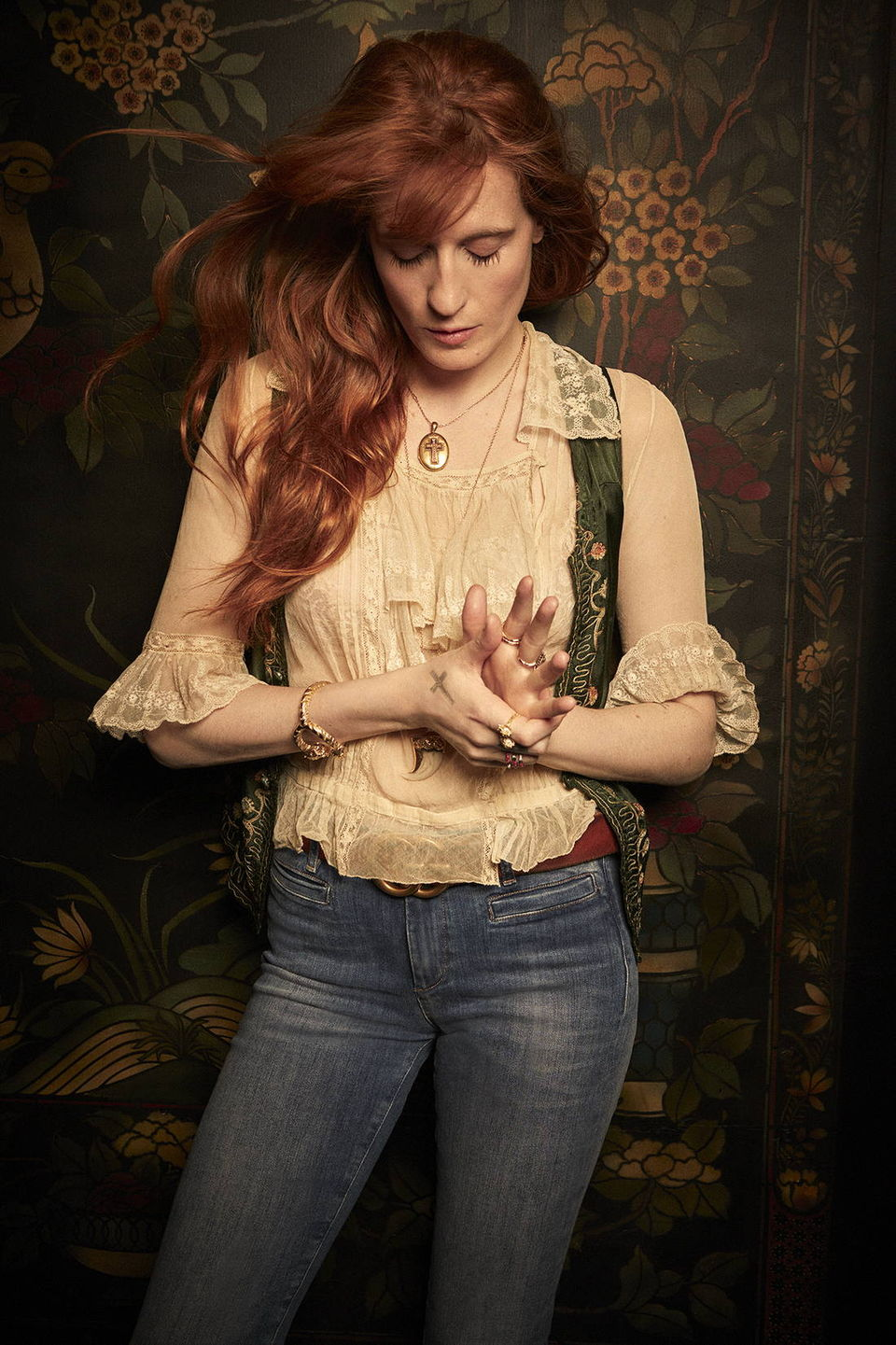 Cover for Florence Welch / Billboard